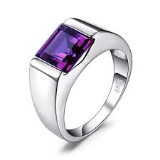 <b>Jewelrypalace</b> Men's Created Alexandrite Sapphire <b>Created Ruby</b> ...