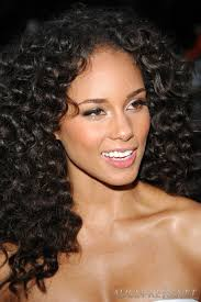 Alicia Keys, Alicia Keys, Alicia Keys - alicia-keys-curly-hairstyle-549386895