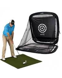 Spornia SPG-7 <b>Golf Practice Net</b> - All in one Package
