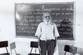 Resultado de imagen de Paulo Freire