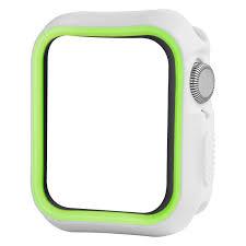 Силиконовый <b>чехол</b> для Apple Watch 4 / 44мм <b>Devia</b> Dazzle ...