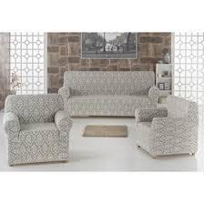 <b>Набор чехлов для</b> дивана и кресел Milano, 3 - х предметный ...