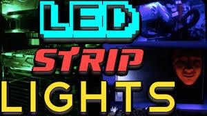 <b>USB RGB LED STRIP</b> LIGHTS - REVIEW - YouTube