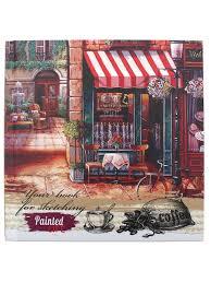 Скетчбук 80л. Кофейня Prof-Press 10026225 в интернет ...