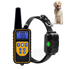 <b>800m</b> remote control <b>electric dog</b> collar <b>pet</b> snoring device shock ...