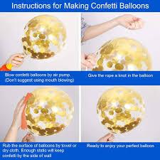 20pcs Golden Silver Metal <b>balloons</b>,10pcs Confetti <b>Balloons 2pcs</b> ...