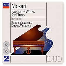 Wolfgang Amadeus <b>Mozart</b>, <b>Alfred Brendel</b> - <b>Mozart</b>: Favorite Works ...
