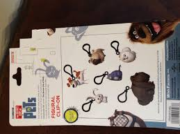 the secret life of pets hard to mel figural clip on nip the secret life of pets hard to mel figural clip on 2