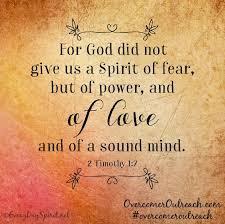2 Timothy 1:7 #inspiringbiblequotes | Bible Verses etc. 3 | Pinterest