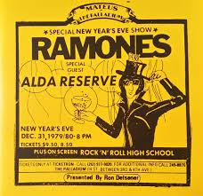 <b>Ramones</b> - <b>Live At</b> The Palladium, New York, NY (12/31/79) (2019 ...