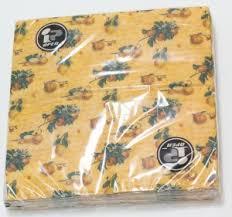 Бумажные <b>салфетки</b> оранжевые - купить в Москве по выгодной ...