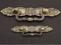 furniture hardware door knob and antique bronze pull handle classical style cc cheap furniture knobs