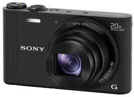 Компактный <b>фотоаппарат Sony</b> Cyber-shot <b>DSC</b>-<b>WX350</b>, <b>Black</b> ...