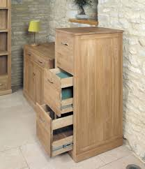 baumhaus mobel oak 3 drawer filing cabinet baumhaus mobel oak drawer