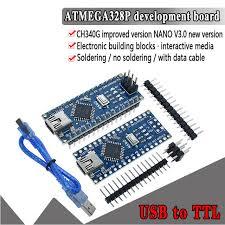 Online Shop <b>1PCS Promotion For</b> arduino Nano 3.0 Atmega328 ...