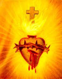 Resultado de imagen de corazon de jesus