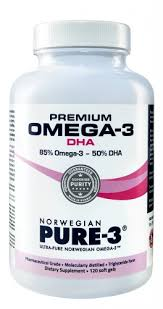 <b>Premium Omega</b>-<b>3</b> DHA