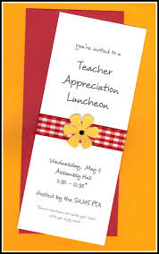 appreciation party invitation wording staff appreciation luncheon invitation wording