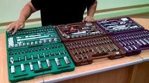 Наборы инструментов Thorvik, <b>Ombra</b>, Jonnesway - YouTube