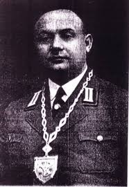 Richard Hoffmann 1935 - Bürgermeister von Bernstadt 1934 bis 1938 (mein Vater) - Bernstadt-Buergermeister-Richard-Hoffmann-1935
