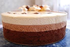 Картинки по запросу Рецепт приготовления торта «Три шоколада»