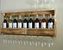 wooden pallet wine rack 40 rustic home decor ideas you can build yourself barn wood furniture ideas