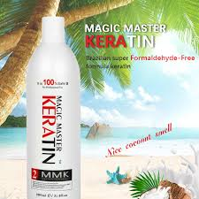 Hot Sale 1000ml Magic Master Fresh Smelling <b>Brazilian</b> Keratin ...