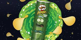 <b>Rick and Morty</b> fans, pucker up for <b>Pickle</b> Rick Pringles - CNET