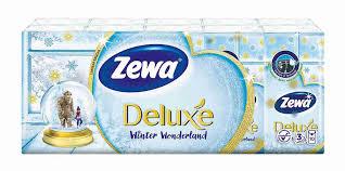 <b>Платки носовые Zewa Deluxe</b> 3сл 10шт - купить с доставкой в ...