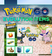 Pokemon GO Evolution Items List | Generation 3 Evolution Items