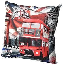 <b>Подушка декоративная Gift'n'Home</b> Лондонские Фантазии 35х35 ...