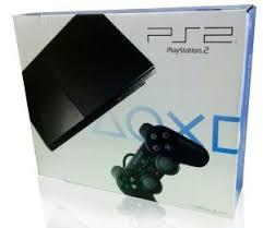 <b>Стационарная</b> игровая <b>приставка Sony PlayStation</b> 2 (модель ...
