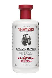 Witch Hazel Toners | <b>Alcohol Free</b> Toner | <b>Rose</b> Petal Facial Toner