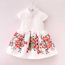 aliexpresscom buy baby girls dress designs princess dress new 2016 girl new short sleeved jacquard dress girl china wind design apparel from reliable baby girl dress designs