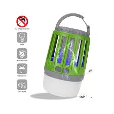 <b>leeHUR</b> 2 in 1 USB Rechargeable <b>LED Mosquito Killer</b> Lamp IP55 ...