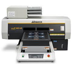 <b>UJF</b>-<b>3042</b> Desktop Size UV LED Flatbed Printer