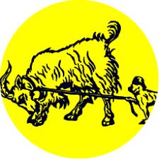 The <b>Pirate</b> Cruncher — Goat & <b>Monkey</b>