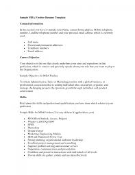 cover letter resume format for mba fresher resume format for mba cover letter mba fresher resume sample pdf professional format for mba electronics and communication engineers fresherresume