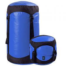 <b>Компрессионный мешок Sea to Summit</b> Ultra-Sil L Blue - купить в ...
