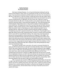 family tree essay my family tree essay