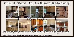 resurface kitchen cabinets remodel