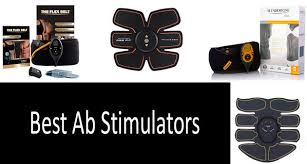 TOP-10 Best <b>Ab Stimulators</b> & Belts in 2020 | Buyer's Guide