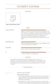 sales assistant resume samples   visualcv resume samples database  time sales assistant resume samples