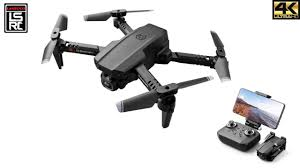 <b>LS</b>-<b>XT6 Mini</b> 4K Low Budget Drone – Just Released ! - YouTube