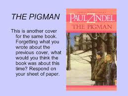 college essays  college application essays   the pigman essaycharacterization essay the pigman   msdandreasportfolio