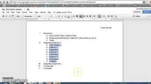 planning sheet for argumentative essay format  homework for you video