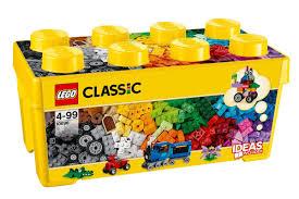<b>LEGO Classic</b> 10696 <b>Набор</b> для творчества среднего размера ...