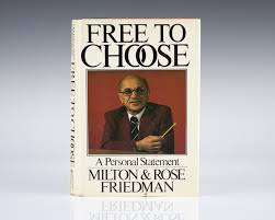 to choose milton friedman first edition rare book to choose a personal statement