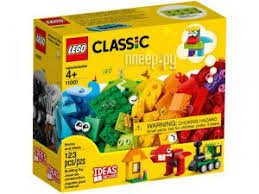 Купить <b>Конструктор Lego Classic Модели</b> из кубиков 123 дет ...