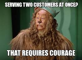Cowardly Lion Advises - WeKnowMemes Generator via Relatably.com
